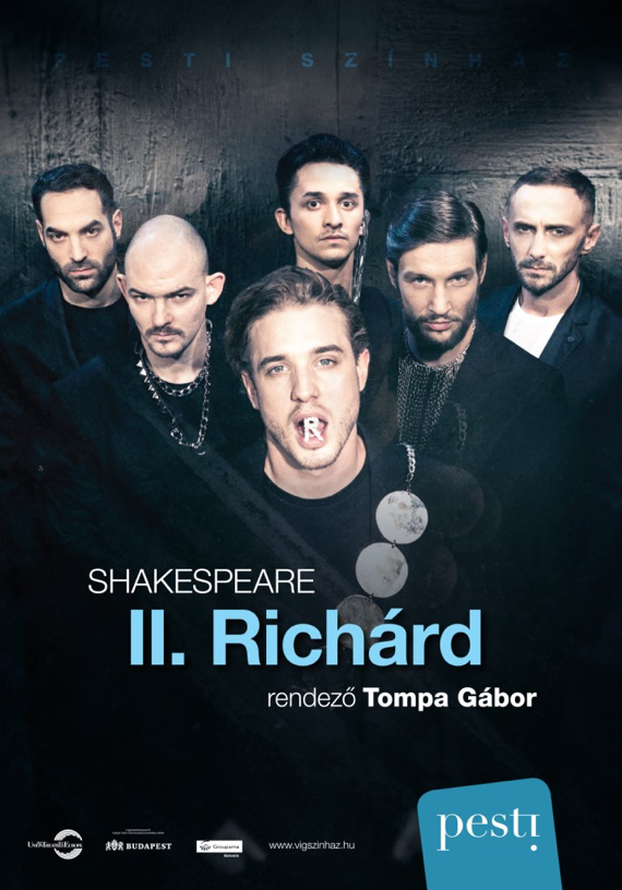 """""""Színház az egész világ, és színész benne minden férfi és nő…"""" – Színház ajánló, Shakespeare: II. Richárd"""