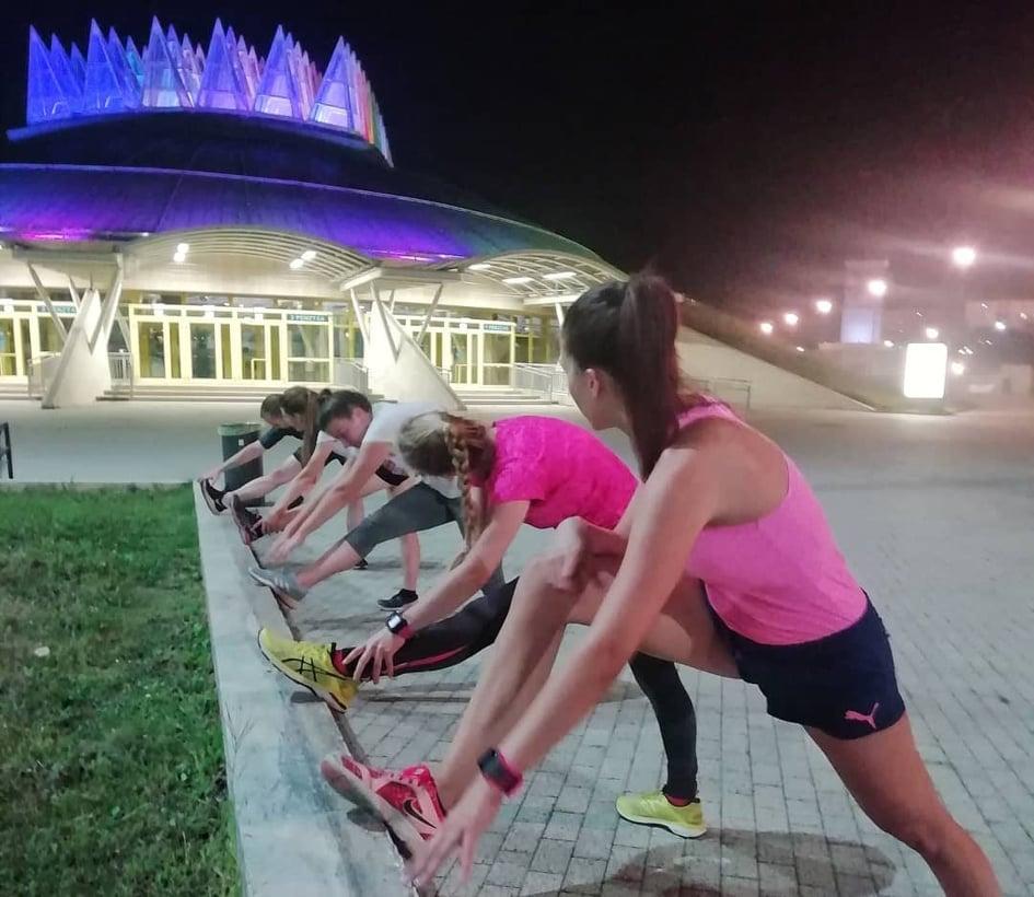 ELTEkergők – az egyetemi futóközösség