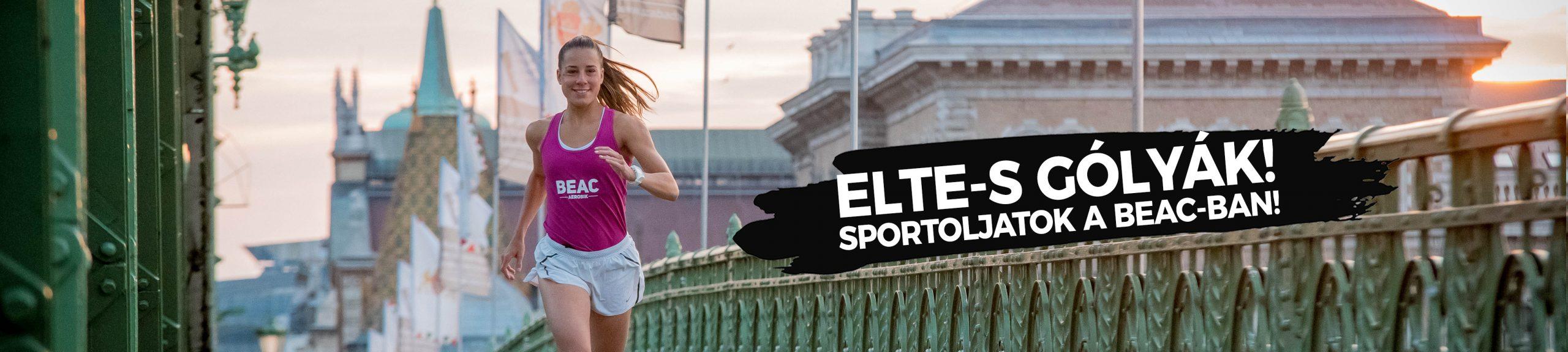 Bárczisok! Sportoljatok az ELTE-n!